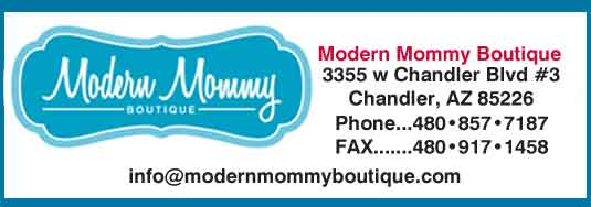 Modern Mommy Boutique